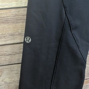 lululemon athletica Pants - Lululemon Navy Blue Yoga Pants